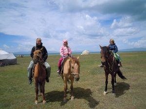 Song Kul Kirgistan by Birgit Strauch Shiatsu & Bewusstseinstraining