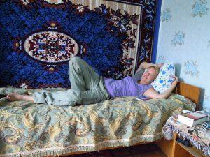 Issuk Kul Tamchy Kirgistan mit Kindern by Birgit Strauch Shiatsu & ThetaHealing