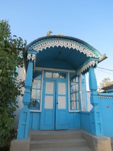 Holy Trinity Orthodox Cathedral Karakol Turkestan Yurt Camp Kirgistan by Birgit Strauch Shiatsu ThetaHealing