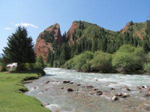 Gebrochenes Herz Kirgistan by Birgit Strauch Shiatsu & ThetaHealing