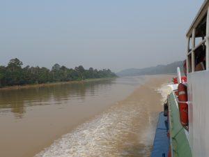 Rajang River Sibu Kapit Borneo by Birgit Strauch Shiatsu ThetaHealing