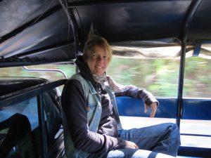 Fahrt Pua nach Bo Kluea by Birgit Strauch Shiatsu Bewusstseinscoaching