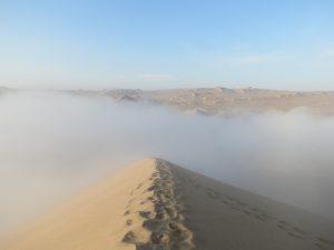 El Boulevard Huacachina Ica Peru Sandbuggy Birgit Strauch Shiatsu Motivationscoaching
