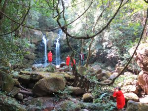 Wasserfall Mönch Thailand by Birgit Strauch Shiatsu & Bewusstseinscoaching