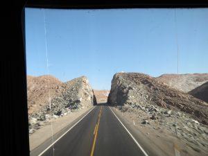 Fahrt Huacachina Arequipa Peru by Birgit Strauch Shiatsu Bewussstseinscoaching