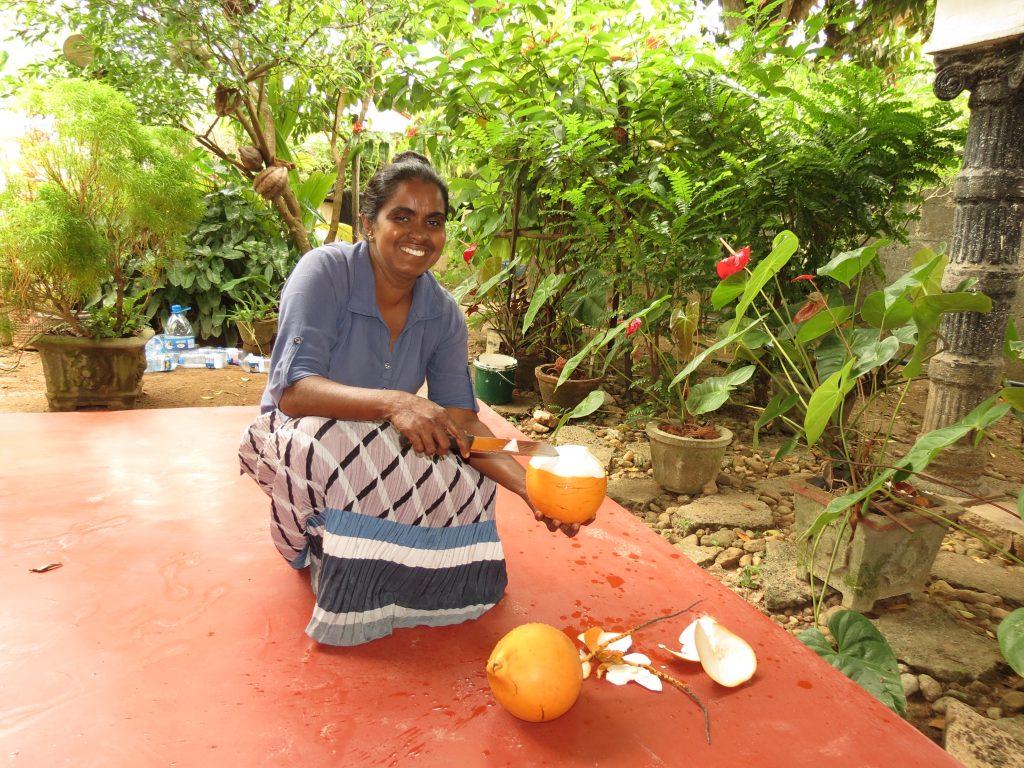 Mirissa Lucky Guest Home Renuka Sri Lanka by Birgit Strauch Shiatsu & ThetaHealing