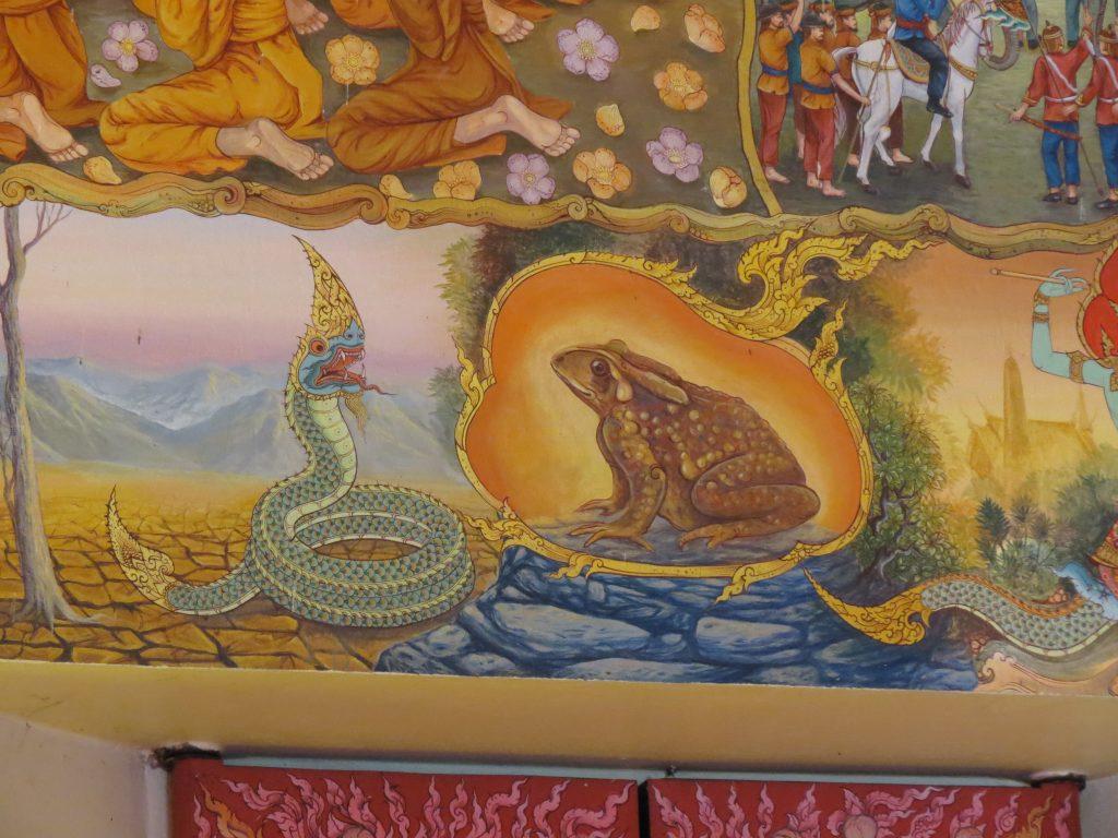 Wat Pho Chai Nong Khai Mekong by Birgit Strauch Shiatsu & Bewusstseinscoaching