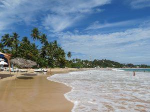 Mirissa Beach Sri Lanka by Birgit Strauch Shiatsu & ThetaHealing