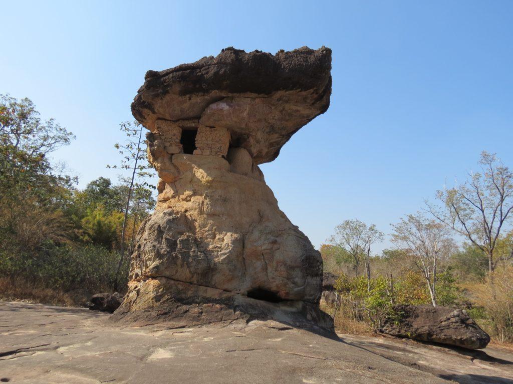 Phu Phrabat Historical Park Nong Khai Thailand by Birgit Strauch Bewusstseinscoaching