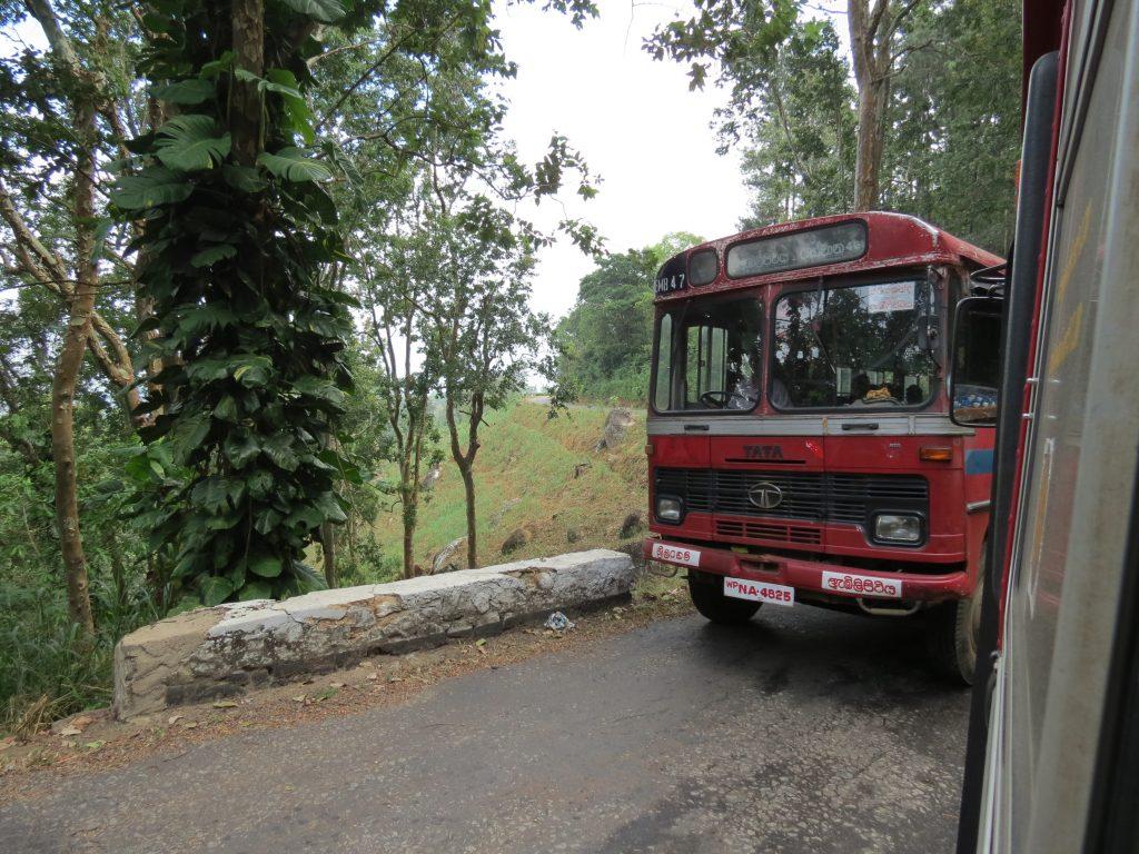 Ratnapura Kandy Bus Sri Lanka by Birgit Strauch Shiatsu & ThetaHealing