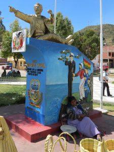 Fähre Copacabana Titicacasee La Paz Bolivien by Birgit Strauch Shiatsu ThetaHealing