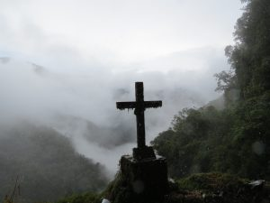 Ruta de la muerte Strasse des Todes by Birgit Strauch Bewusstseinscoach & Shiatsu