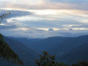 Sol y Luna Coroico Bolivien Sigrid by Birgit Strauch Shiatsu Thetahealing