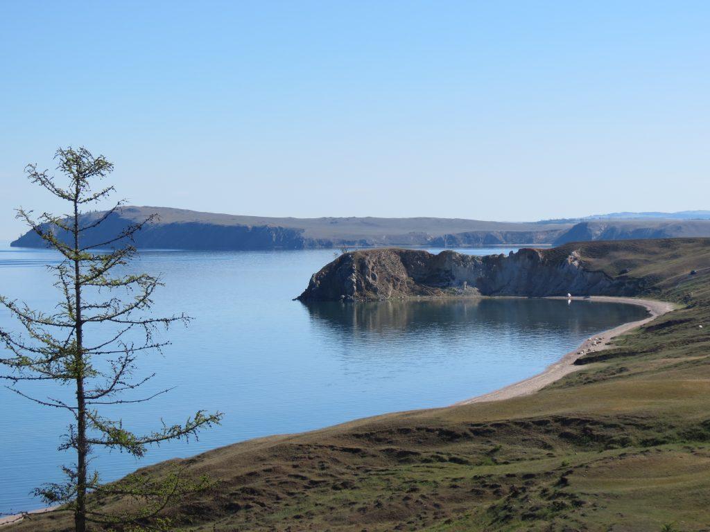 Kap Choboi Olchon Baikalsee by Birgit Strauch Shiatsu und ThetaHealing
