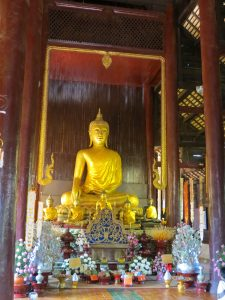 Wat Pan Tao Chiang Mai by Birgit Strauch Thaimassage & Bewusstseinscoaching