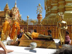 Wat Phratap Doi Suthep by Birgit Strauch Thaimassage & Bewusstseinscoaching