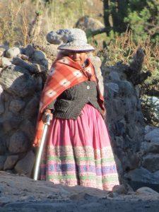Yanque Colca Canyon by Birgit Strauch Shiatsu & Bewusstseinscoaching