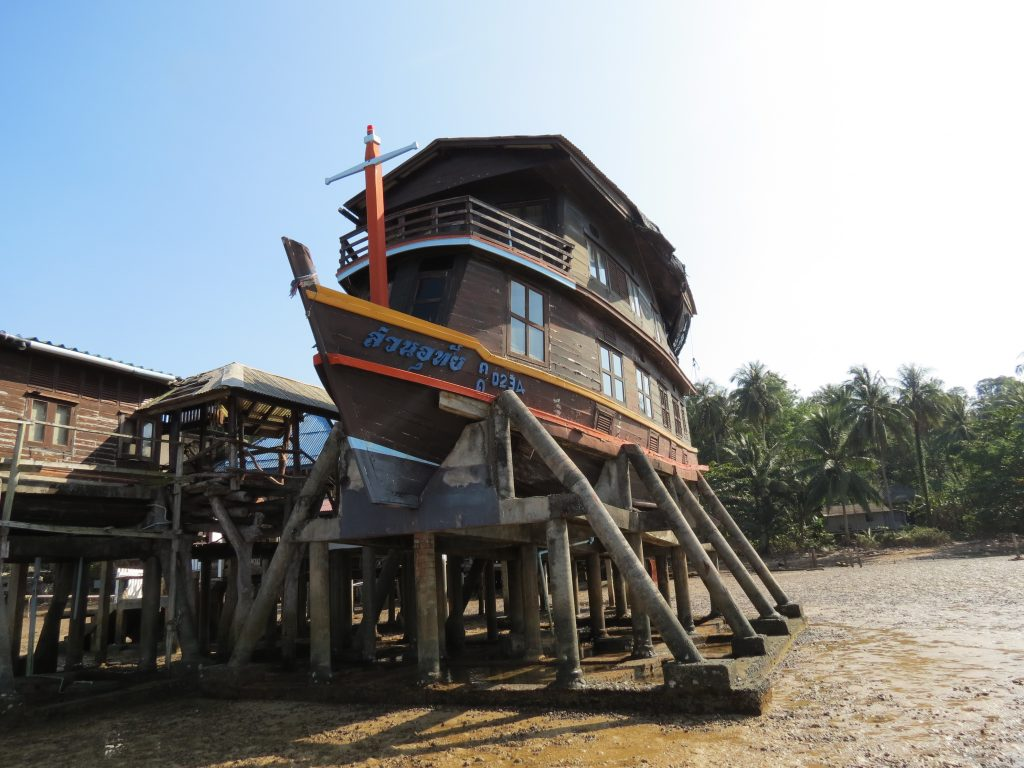 Primitive Village Koh Mak Thailand by Birgit Strauch Shiatsu & Bewusstseinscoaching