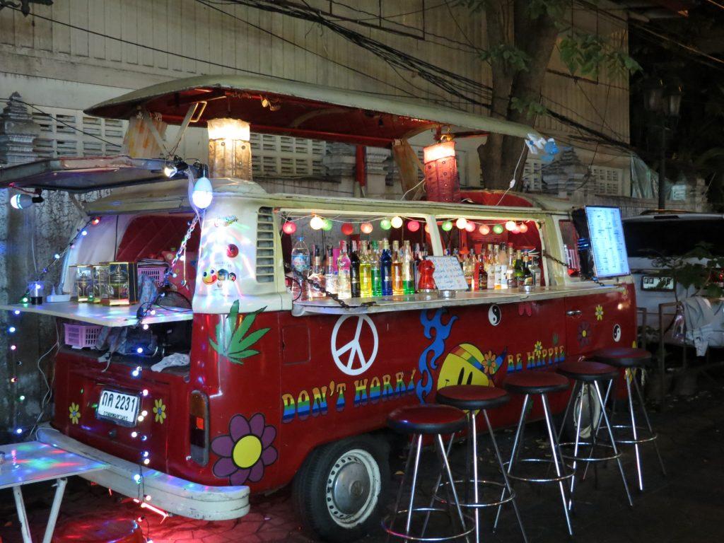 Khao San Road Skorpion Bangkok by Birgit Strauch Thaimassage & Bewusstseinscoaching