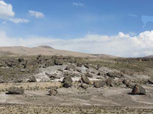 Lago Lagunillas von Chivay nach Puno Peru Birgit Strauch Shiatsu & Bewusstseinscoaching