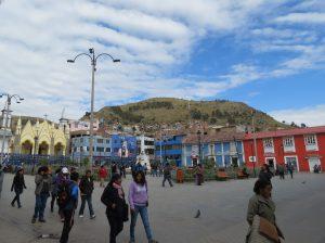 Qota Hostal Puno Titicaca See by Birgit Strauch Shiatsu & Bewusstseinscoaching