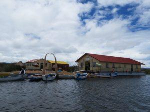 Uros Fischen Übernachten Gastfamilie Titicaca See by Birgit Strauch Shiatsu & Bewusstseinscoaching