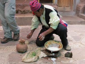 natürliches Waschmittel Taquile Titicaca See by Birgit Strauch Shiatsu & Bewusstseinscoaching