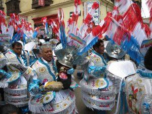Qota Hostal Puno Karneval by Birgit Strauch Shiatsu & Bewusstseinscoaching