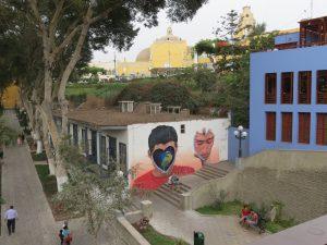La Posada del Mirador Barranco Lima by Birgit Strauch Shiatsu & Bewusstseinscoaching
