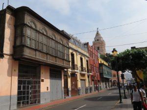 Nähe Fußgängerzone Jiron de la Unión Lima by Birgit Strauch Shiatsu & Bewusstseinscoaching