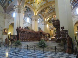Kathedrale Lima Peru by Birgit Strauch Shiatsu & Bewusstseinscoaching