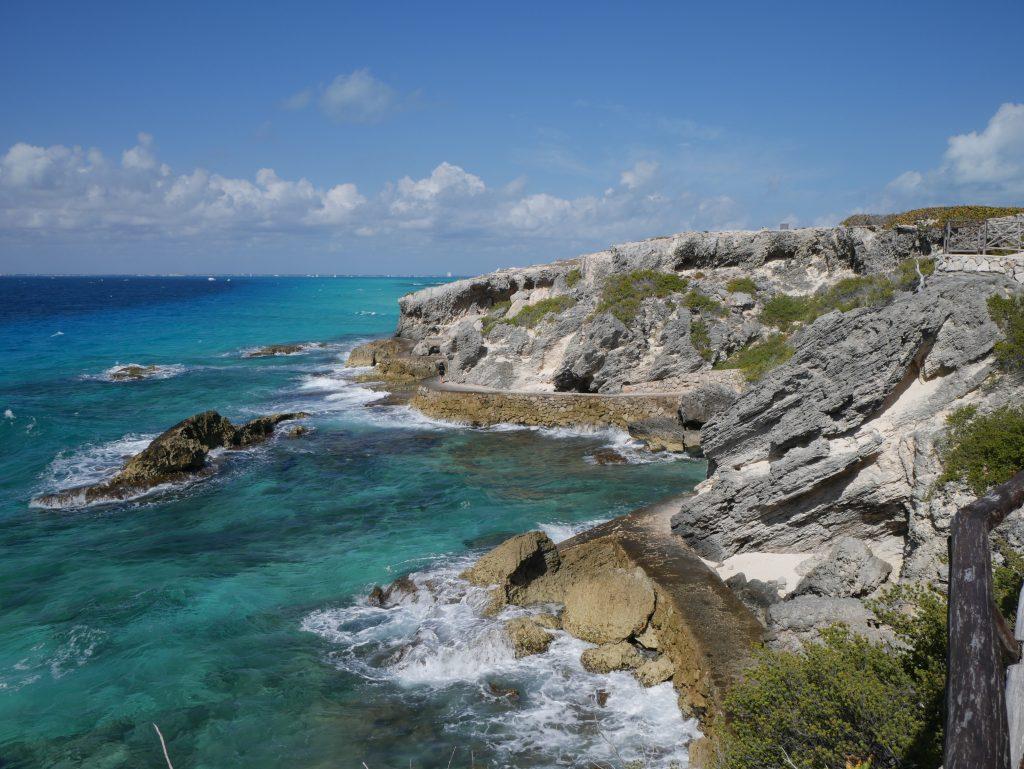 Isla Mujeres Maya Tempel und Skulpturenpark by Birgit Strauch Shiatsu & Bewusstseinscoaching