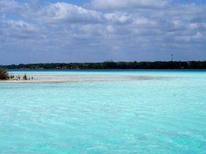 Piratenkanal Bootstour Cenote Bacalar Lagune Mexiko by Birgit Strauch Shiatsu & Bewusstseinscoaching