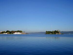 Isla Santa Barbara Museo Lago Peten Itza Flores Guatemala by Birgit Strauch Shiatsu & Bewusstseinscoaching