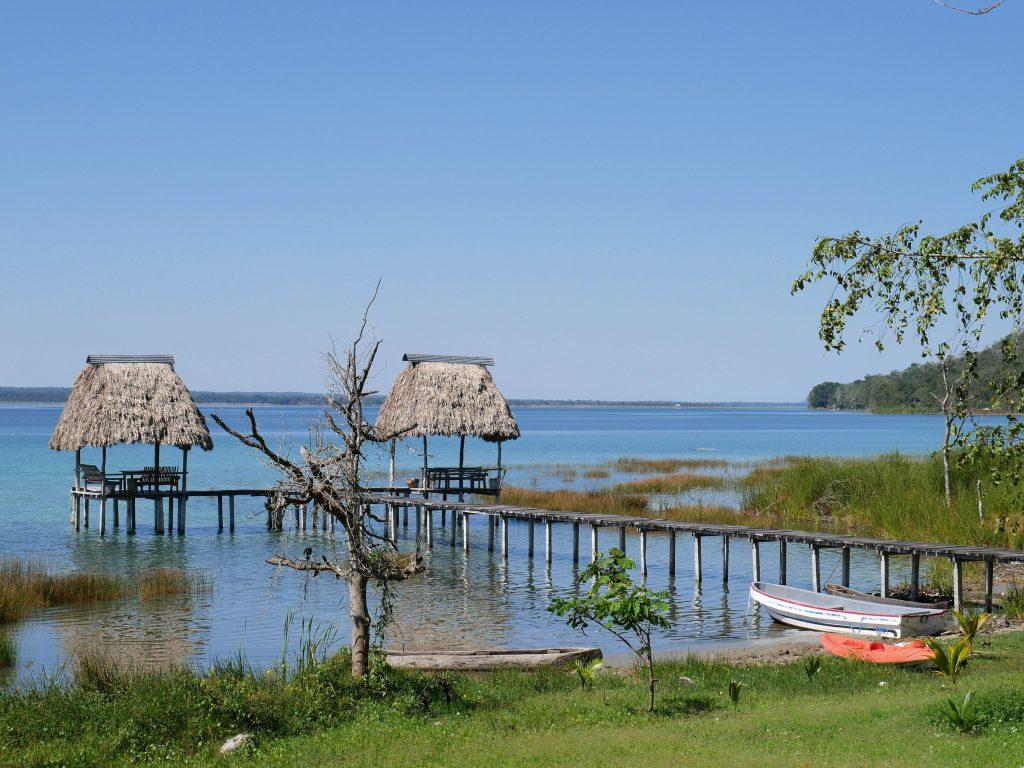 Cerro Cahui El Remate Lago Peten Itza Guatemala by Birgit Strauch Shiatsu & Bewusstseinscoaching