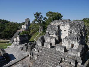 Tikal Ruinen Maya Tempel Guatemala by Birgit Strauch Shiatsu & Bewusstseinscoaching