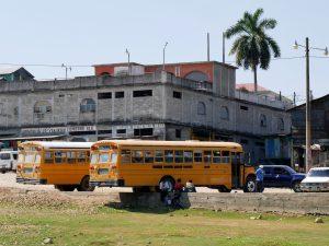 Fähre Bus Fahrt Chisec Guatemala by Birgit Strauch Shiatsu