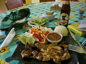 Hospedaje Zimmer Restaurant Chisec Guatemala by Birgit Strauch Shiatsu & Bewusstseinscoaching