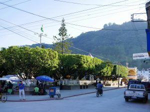 Plaza Mayor Barillas in Guatemala by Birgit Strauch Shiatsu & Bewusstseinscoaching
