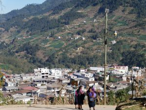 Wandern in Todos Santos Cuchamatan Guatemala by Birgit Strauch Shiatsu & Bewusstseinscoaching