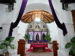 Kirche Hospedaje Tujaal Sacapulas Guatemala by Birgit Strauch Shiatsu & Bewusstseinscoaching