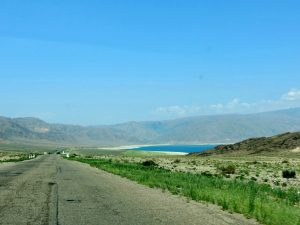 Fahrt von Kaji Say nach Kochkor Kirgistan by Birgit Strauch Bewusstseinscoaching & Shiatsu