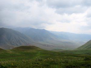 Fahrt Lada Niva zum Song Kul Tien Shan by Birgit Strauch Shiatsu & Bewusstseinscoaching