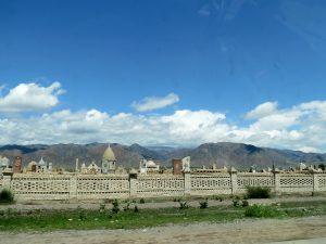 Fahrt nach Bishkek by Birgit Strauch Shiatsu & Bewusstseinscoaching