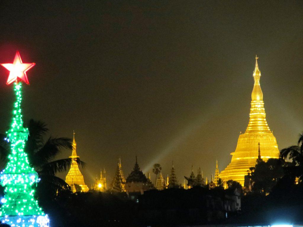 Guest Care Hotel Yangoon Myanmar by Birgit Strauch Shiatsu & Bewusstseinscoaching