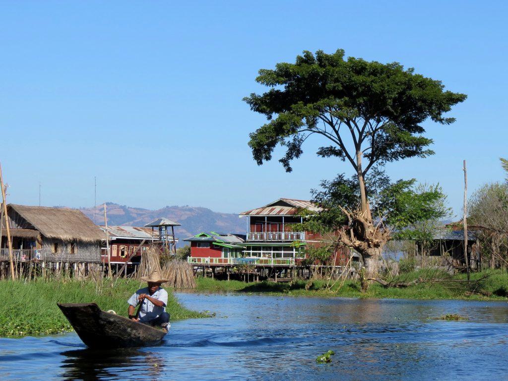 Kay Lar Ywa Inle Lake Intha by Birgit Strauch Shiatsu & Bewusstseinscoaching