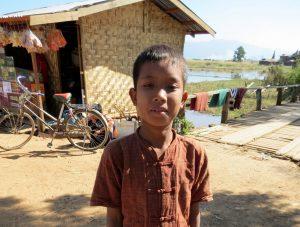 Rad Tour Nyaung Shwe Inle Lake Myanmar by Birgit Strauch Shiatsu & Bewusstseinscoaching