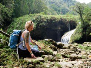 Wasserfall Semuc Champey Guatemala by Birgit Strauch Bewusstseinscoaching & Shiatsu
