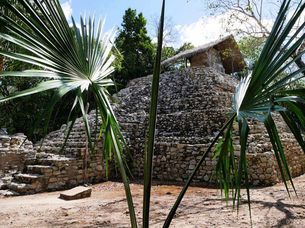 Coba Ruinen Mexiko by Birgit Strauch Bewusstseinsscoaching und Shiatsu