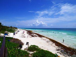 Mezzanine Tulum öffentlicher Strand Mexiko by Birgit Strauch Bewusstseinsscoaching und Shiatsu